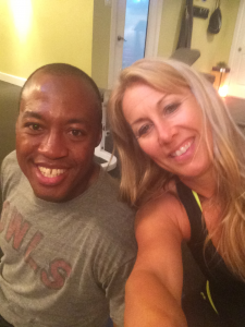 Henry Burris and JL Core